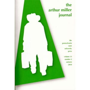 The Arthur Miller Journal
