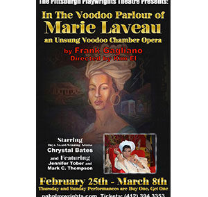In the Voodoo Parlour of Marie Laveau